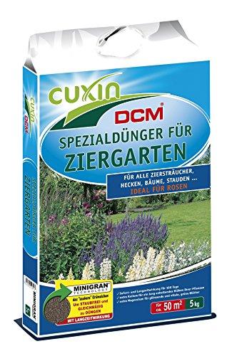 CUXIN DCM Spezialdünger für Ziergarten 20 kg