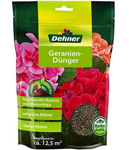 Dehner Geranien-Dünger, 1 kg, für ca. 12.5 qm