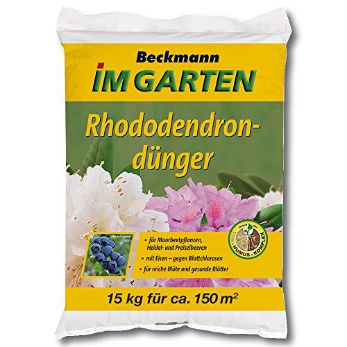 Rhododendron Dünger Organisch-mineralisch 15 kg für ca. 200 m²