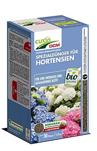Cuxin DCM Spezialdünger für Hortensien 1,5 kg