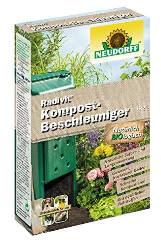 Neudorff Radivit KompostBeschleuniger, 1kg (Abb. zeigt 2,5 kg Packung)