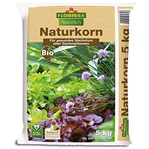 Florissa Natürlich 58990 Naturkorn - Bio-Dünger als Alternative zum...