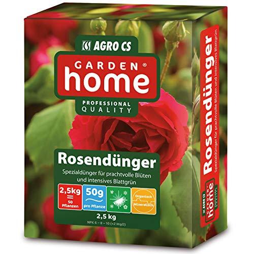 Garden Home Rosendünger organisch-mineralisch   für prachtvolle Blüten und...