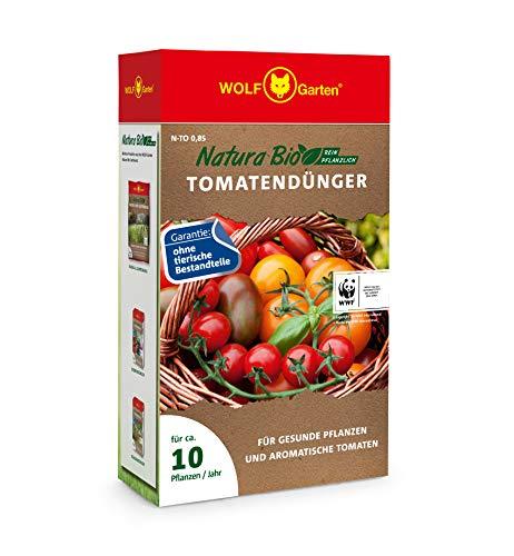 WOLF-Garten - 'Natura Bio' Tomatendünger N-TO 0,85 für ca. 10 Pflanzen/Jahr;...