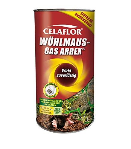 Celaflor Wühlmaus-Gas Arrex - 250 g