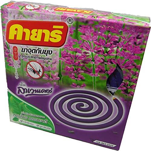 Kayari Lavendel Moskitospirale Insektenspirale Anti-Mücken Mückenschutz...