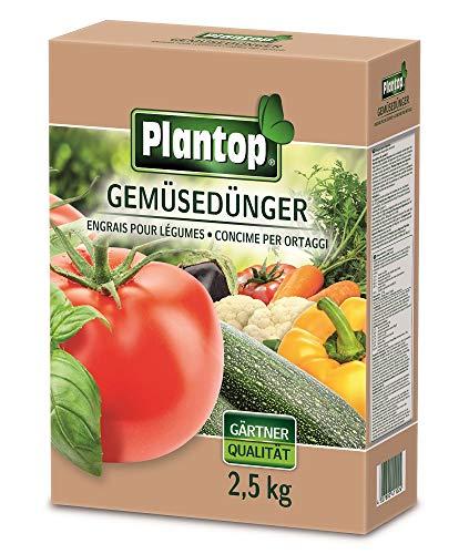 PLANTOP Tomaten- und Gemüsedünger 2,5kg