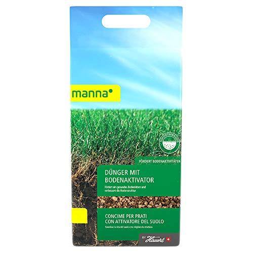 Hauert MANNA® Rasendünger mit Bodenaktivator 20 kg