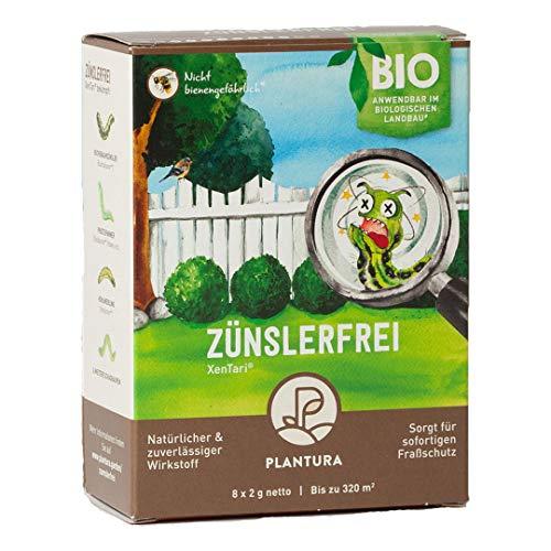 Plantura Xentari Raupenfrei & Zünslerfrei gegen Buchsbaumzünsler &...