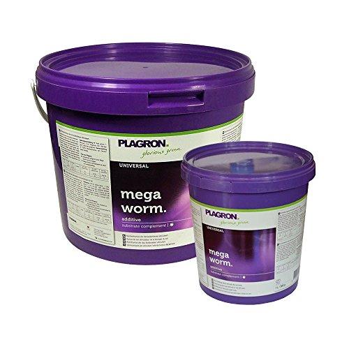 Plagron Organischer Wurm Humus Abguss 5 L