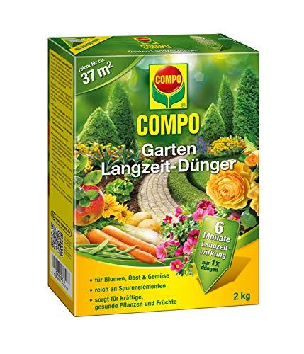 COMPO Garten Langzeit-Dünger 2 kg