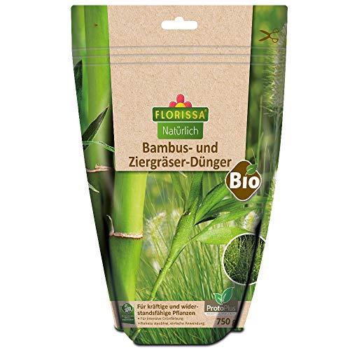Florissa Natürlich 58745 BIO Spezialdünger für Bambus und Ziergräser  ...