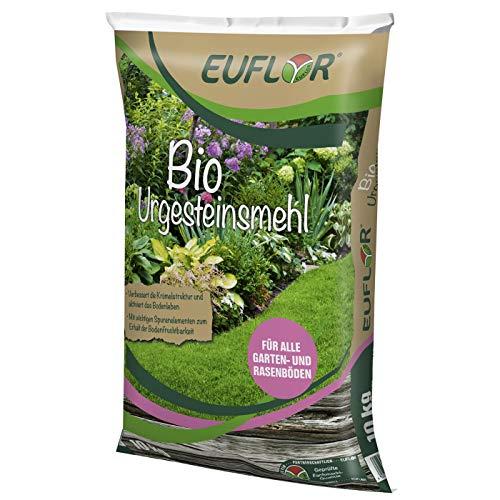 Euflor Bio Urgesteinsmehl 10 kg Sack • Zur biologischen Regeneration •...