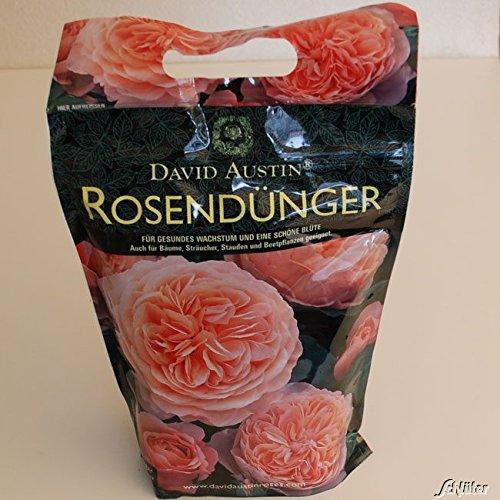 Rosen-Dünger David Austin'Rose Food' - 1,75 kg Organisch-mineralisch mit...