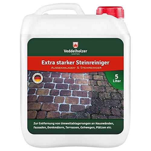 Veddelholzer Außenanlagenreiniger Steinreiniger 5 Liter Konzentrat ohne...