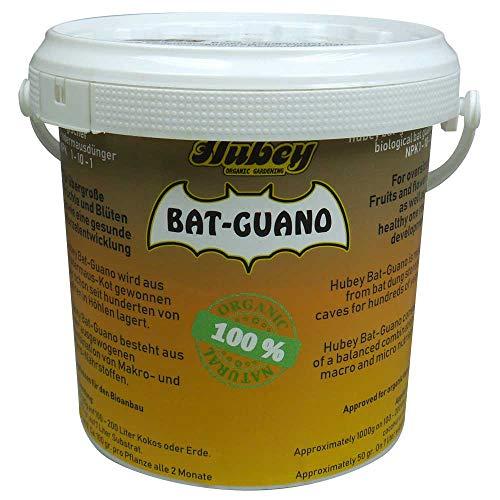 Hubey Bat-Guano - 100% Fledermauskot - Fledermausdünger - biologischer...