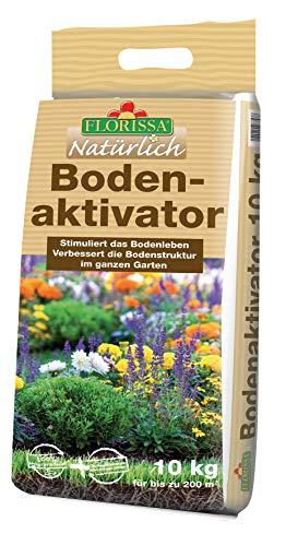 Florissa Natürlich 58757 Bio Bodenaktivator | rein pflanzliche...