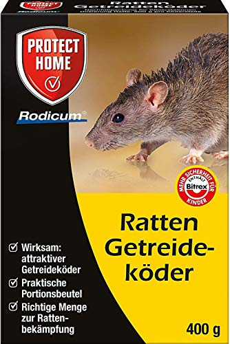 PROTECT HOME Rodicum Rattenköder, Blau, 400 g