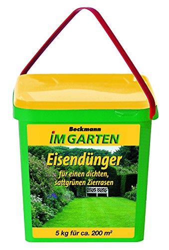 IM GARTEN Eisendünger5 kg-Eimer - 11400