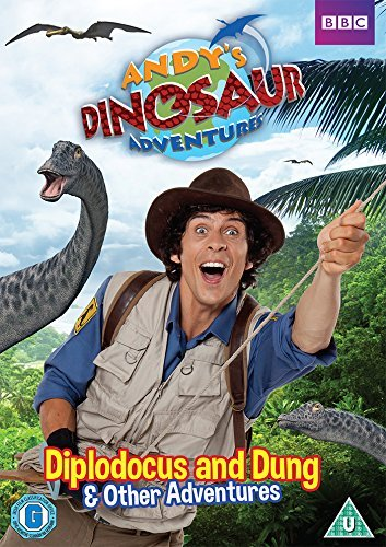 Andy's Dinosaur Adventures: Diplodocus And Dung [DVD] [UK Import]