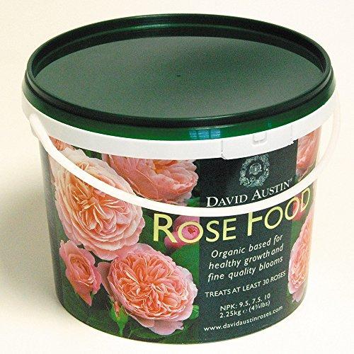 Rosen-Dünger David Austin'Rose Food' - 2,25 kg Organisch-mineralisch mit...